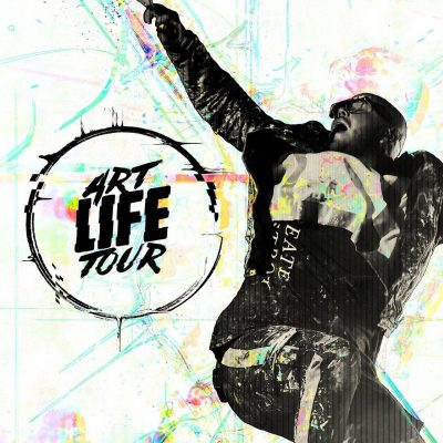 David Garibaldi Art Life Tour