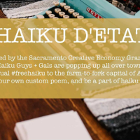 Haiku D'Etat Poetry Pop-Up