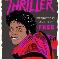LowBrau Thriller Halloween Party