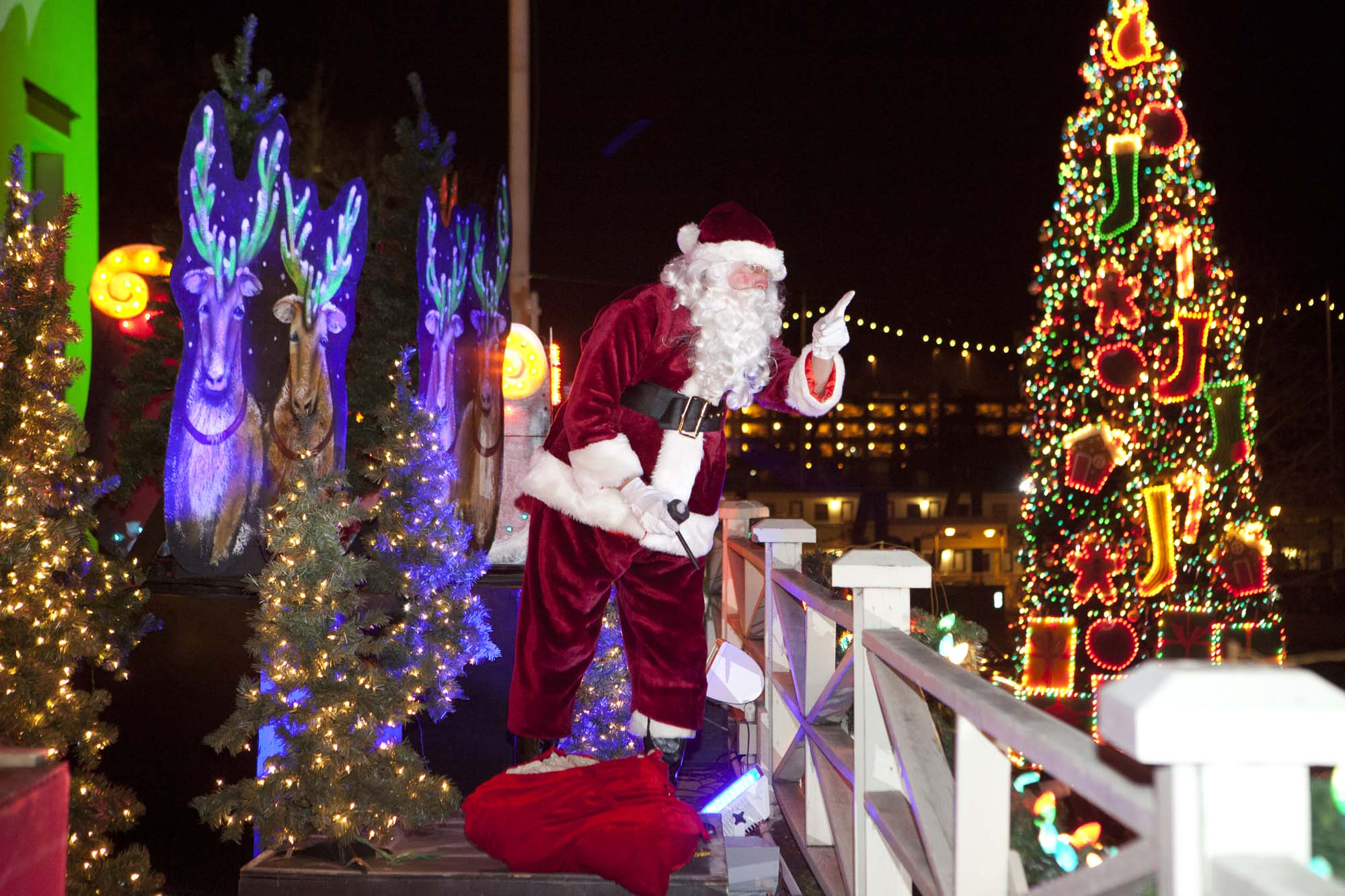 Old Sacramento Waterfront Tree Lighting Ceremony presented by ...
