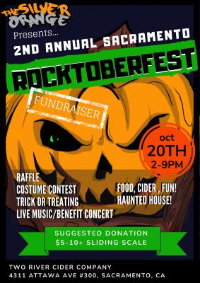 Sacramento Rocktoberfest 2018