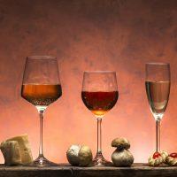 Soirée d'Automne: Dégustation de Vin: France vs. California Wine Tasting
