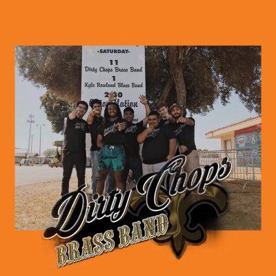 Dirty Chops Brass Band at Armadillo Music