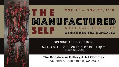 The Manufactured Self Art Exhibit