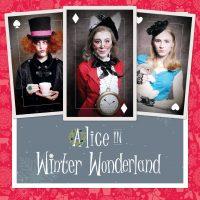 Alice in Winter Wonderland!
