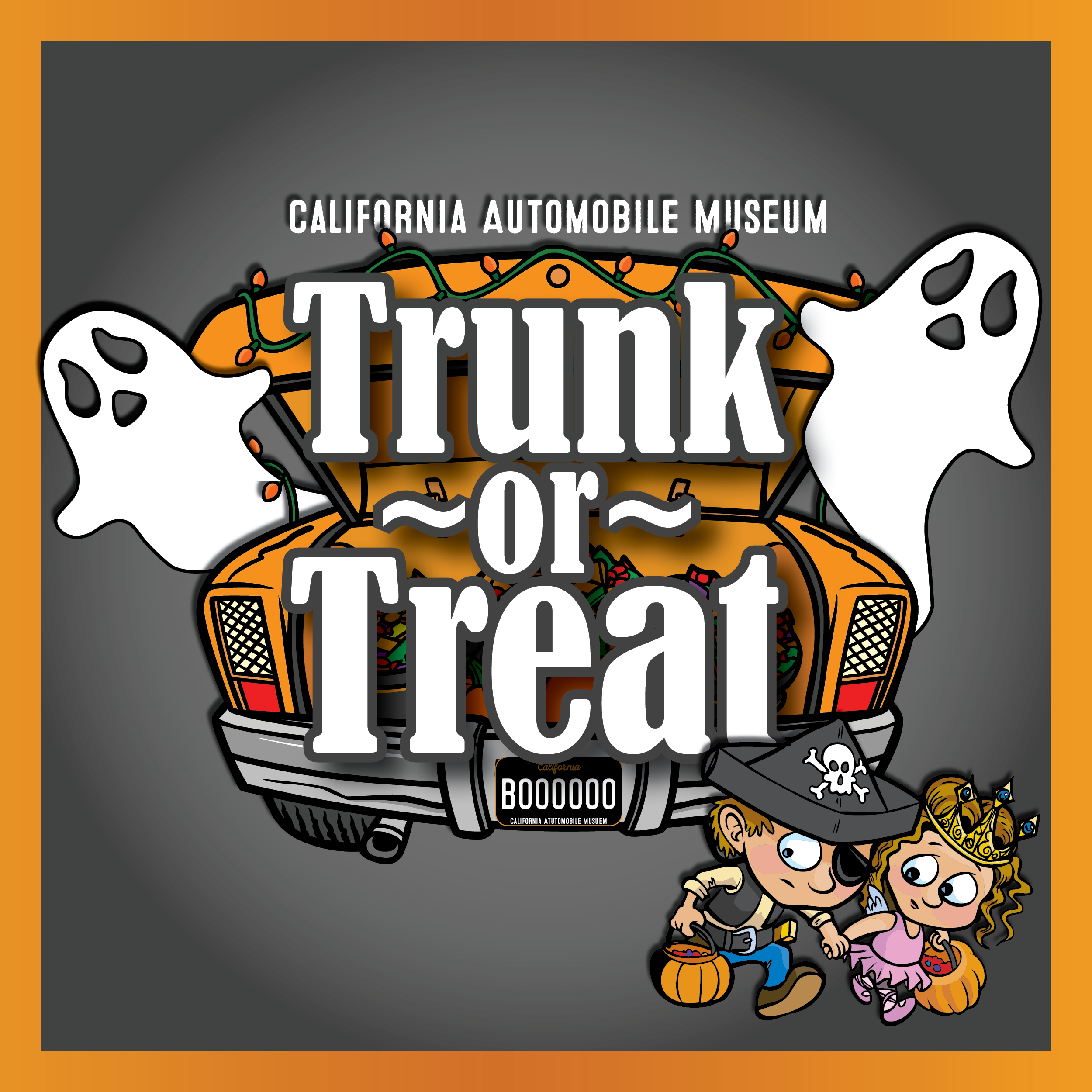 Trunk Or Treat Presented By California Automobile Museum Museums