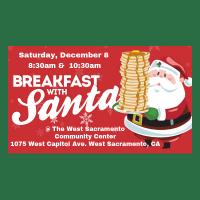Breakfast with Santa (West Sacramento)