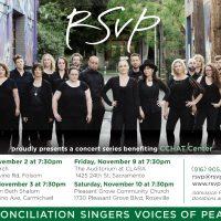 RSVP Vocal Benefit Concert (Congregation Beth Shalom)
