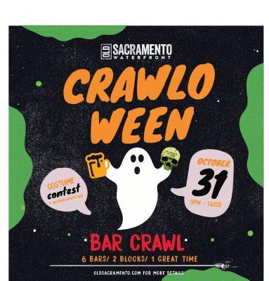 Crawloween Bar Crawl