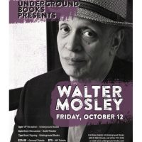 Walter Mosley Discussion and Book Signing