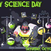 Spooky Science Saturday