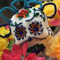 Interactive Sugar Skull Workshop with Rob-O (Día de los Muertos Oak Park)