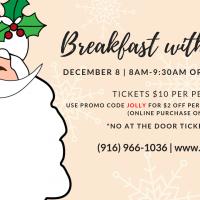 Breakfast with Santa (Fair Oaks)