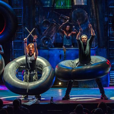Broadway Sacramento presents Stomp