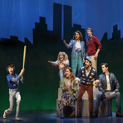 Broadway Sacramento presents Falsettos