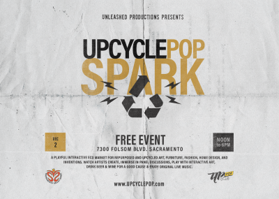 Upcycle Pop: Spark Holiday Market