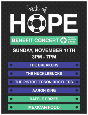 Torch of Hope Benefit Concert