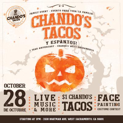 Chando's Tacos Y Espantos
