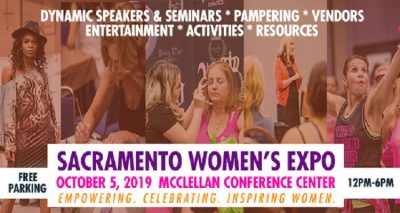Sacramento Women's Expo 2019 presented by Event Show Pro