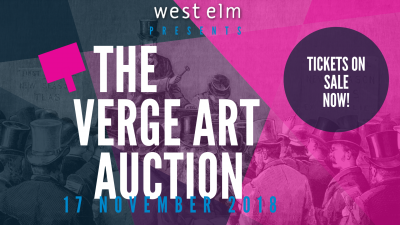 The 2018 Verge Art Auction