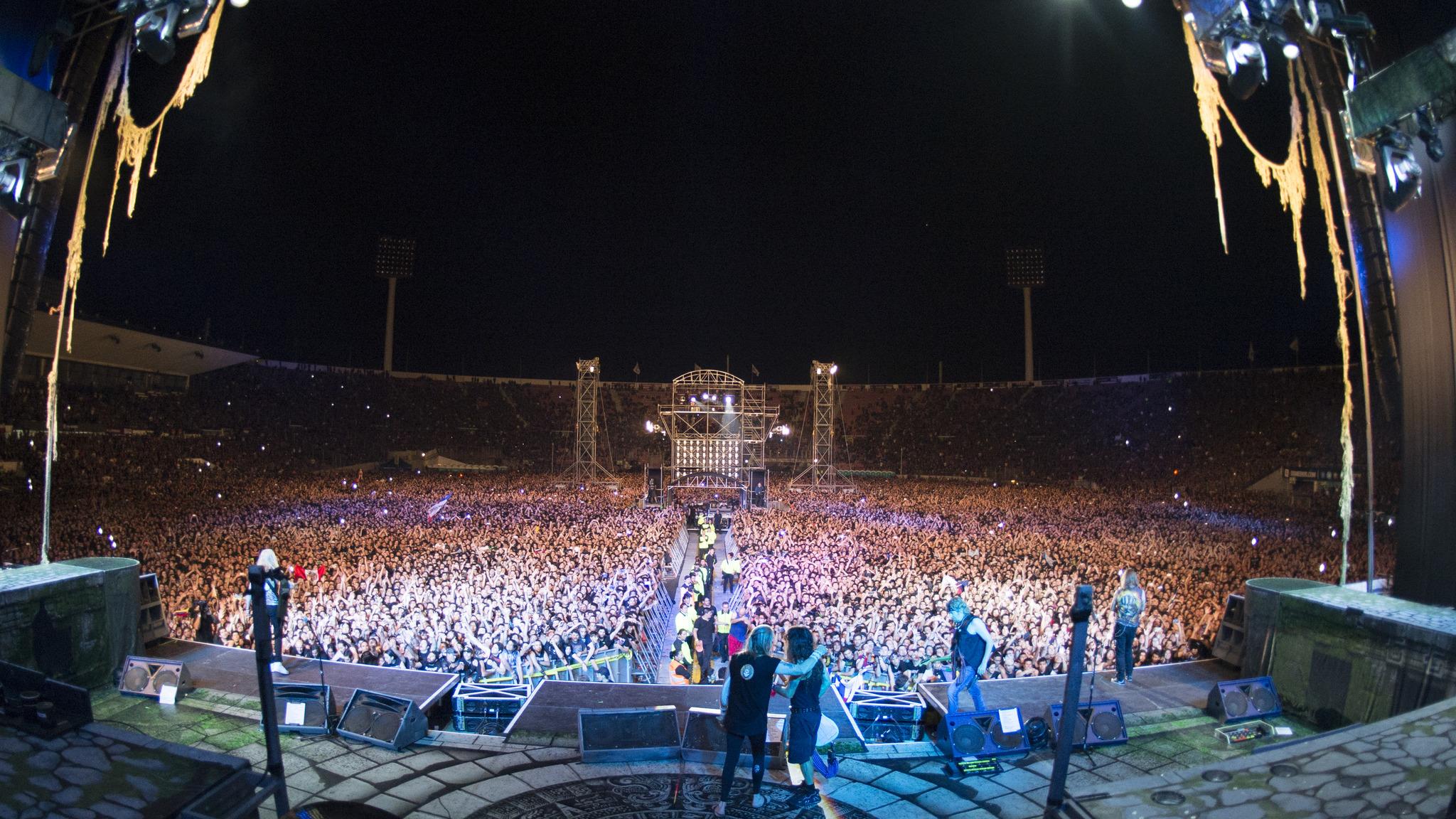 Iron Maiden: Legacy Of The Beast Tour 2019