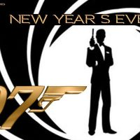 A James Bond New Year's Eve