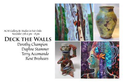 Deck the Walls Art Show