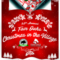 Fair Oaks Christmas in the Village