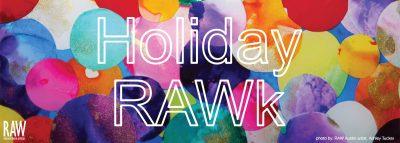 Holiday Rawk 2018