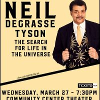 Neil deGrasse Tyson: The Search for Life in the Universe