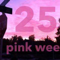 Pink Week 25 Opening Reception