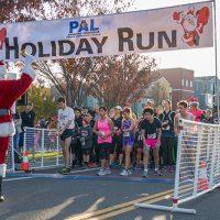 Rancho Cordova PAL Holiday Run