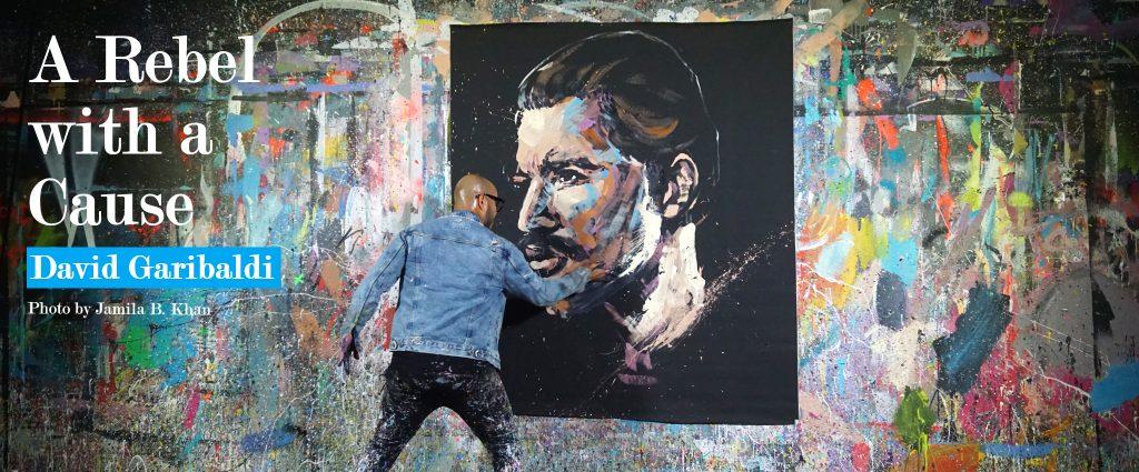 David Garibaldi: A Rebel with a Cause