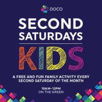 2nd Saturday Kids On the Green