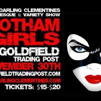 The Darling Clementines: Gotham Girls