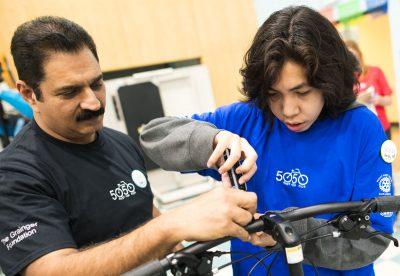 50 Bikes for 50 Kids Volunteers