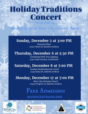 Holiday Traditions Concert (River City Christian C...