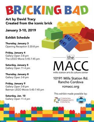 Bricking Bad: Art Made from the Iconic Brick