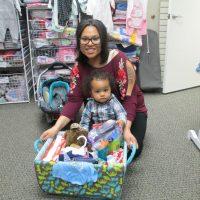 Baby Basket Drive for Sacramento Life Center