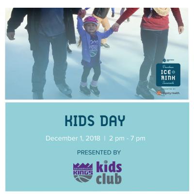 Kids Day Presented by Sacramento Kings Kids Club (...
