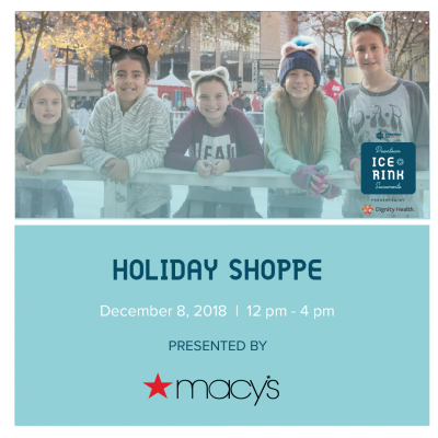 Downtown Sacramento Ice Rink Holiday Shoppe