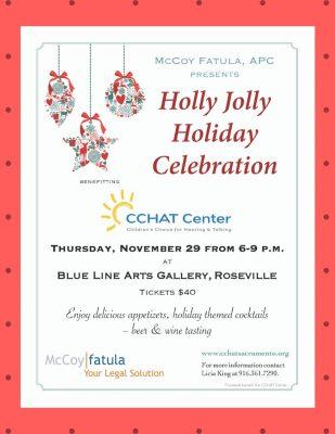 Holly Jolly Holiday Celebration 2018