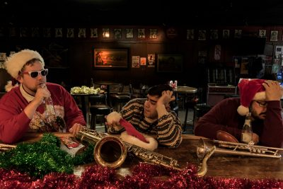 The Holiday Hangover Show with City of Trees Brass...