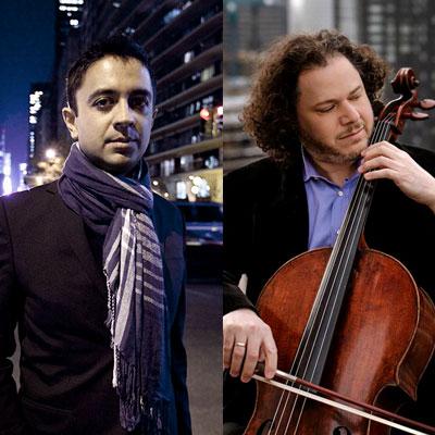 Vijay Iyer and Matt Haimovitz