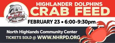 Highlander Dolphin Crab Feed 2019