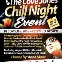 The Love Jones Chill Night Event