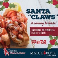 Santa Claws is Coming to Town with Cousins Maine L...