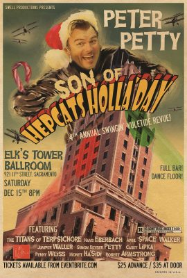 Son of Hepcat's Holla'Day: 4th Annual Swingin' Yuletide Revue
