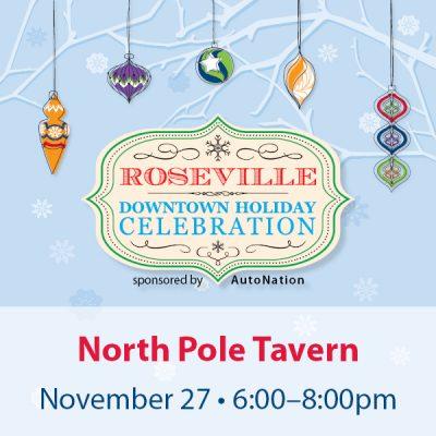 North Pole Tavern, Sponsored by AutoNation