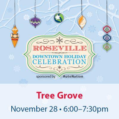 Tree Grove, Sponsored by AutoNation